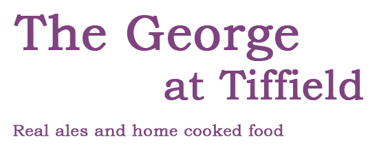 The George at Tiffield - Real Ales and Home Cooked Food